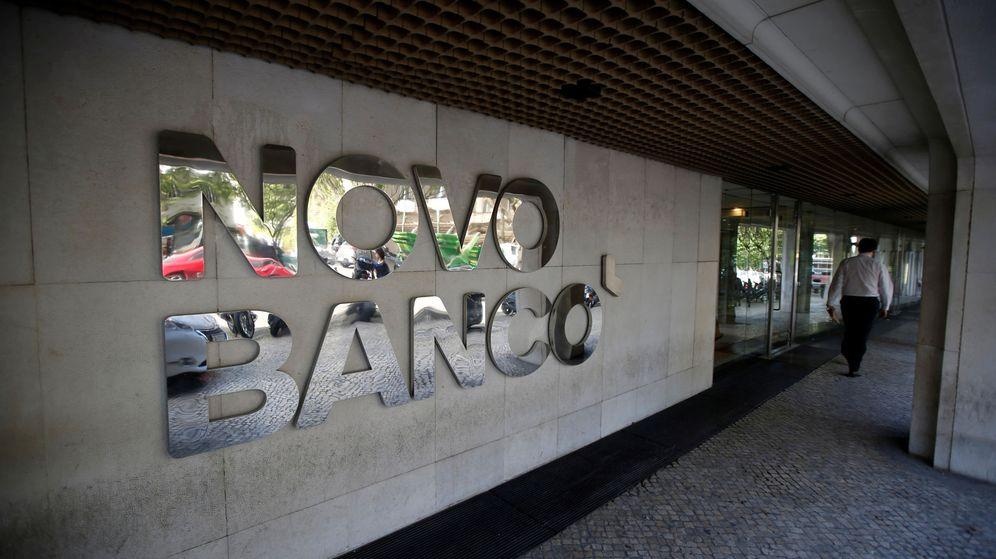 Foto: Sede de Novo Banco en Lisboa. (Reuters)