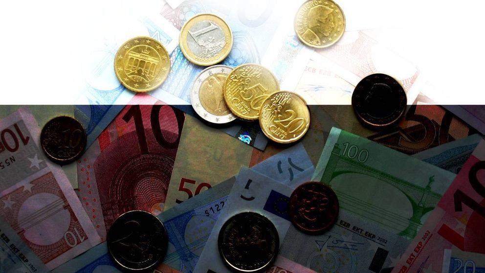 Las empresas empiezan pagar (un 0,10%) por dejar su dinero en el banco