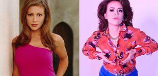 Post de Alyssa Milano ('Embrujadas') regresa con 'Insatiable', la polémica serie de Netflix