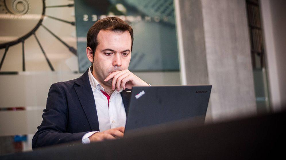 Foto: El economista Juan Ramón Rallo