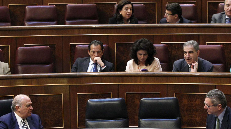 Pleno del Congreso de los Diputados. (Efe)