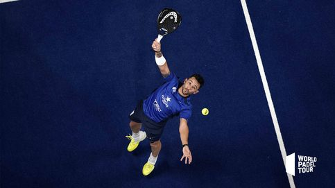 El espectáculo de los cuartos de final del Master Final del World Padel Tour
