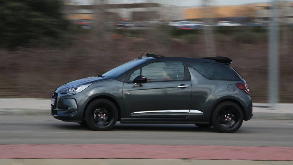 Atrévete a 'diseñar' tu descapotable: DS3 Cabrio, un urbano moderno y personal
