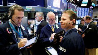 Wall Street sigue siendo un rodillo