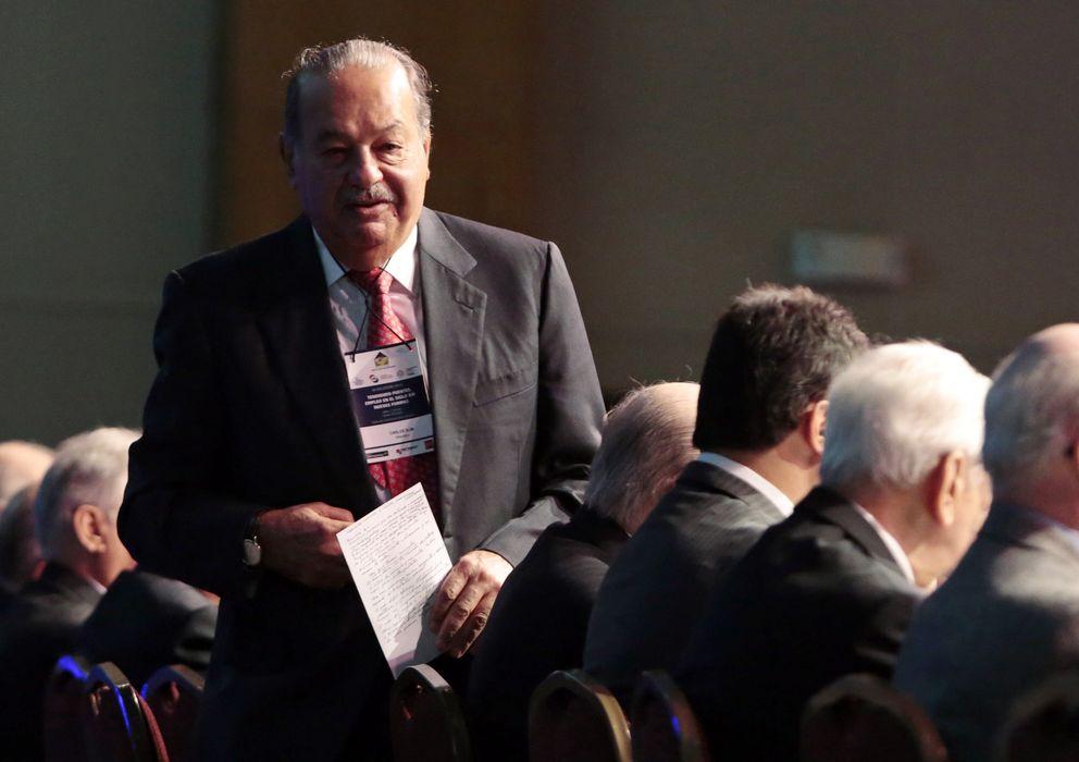 Foto: El magnate mexicano Carlos Slim (Reuters)