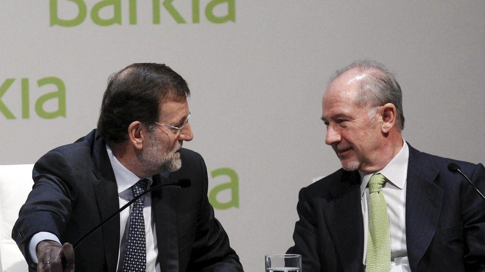 Rato señala a Rajoy: El presidente del Gobierno me echó de Bankia