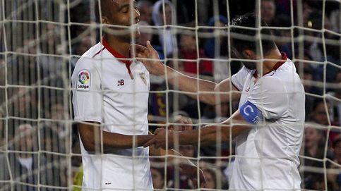 La tristeza no disimulada de N'Zonzi por haberse quedado de faro en el Sevilla