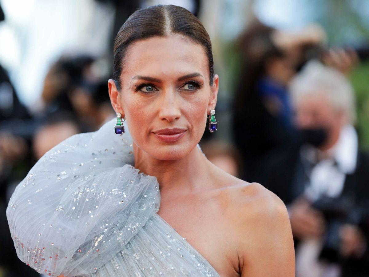 Foto: Nieves Álvarez, en Cannes. (Reuters)