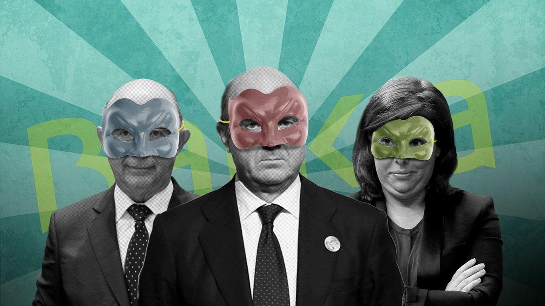 Foto: Tragedia en tres actos para decidir quién asume el coste de Bankia