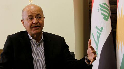 Barham Saleh, nuevo presidente de Irak
