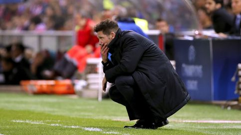 Simeone manda parar y el Atlético 'vuelve' a las finales de Lisboa y Milán