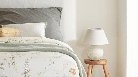 Zara Home alegra tu dormitorio con sus estampados florales