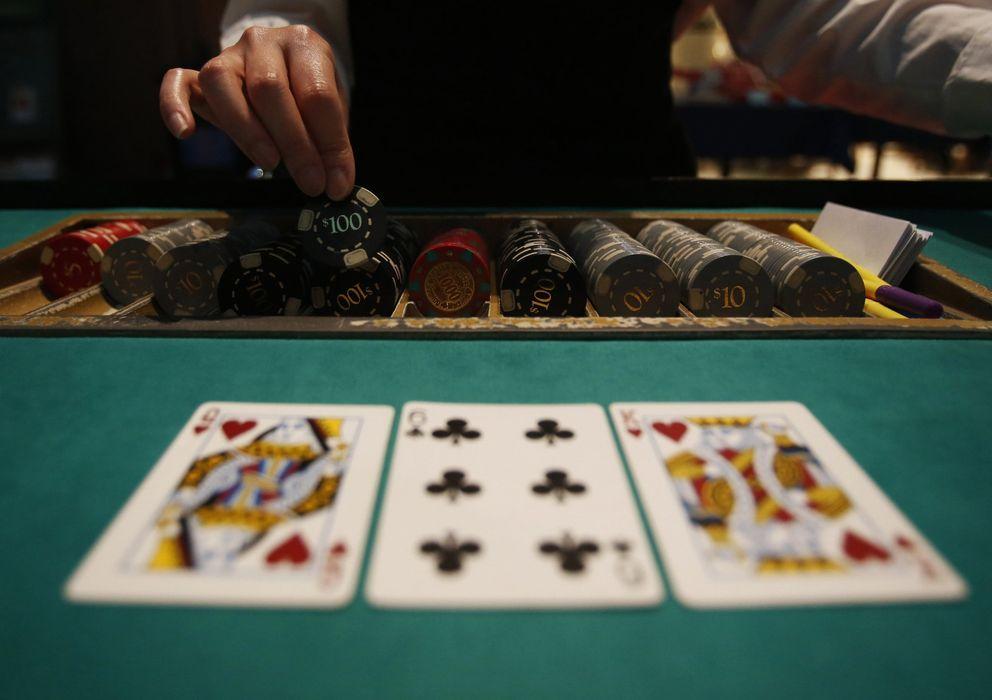 Foto: Madrid contará con dos casinos en la capital antes de final de año. (EFE).