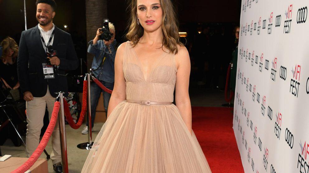 Paso a paso: el mejor maquillaje de fiesta de Natalie Portman