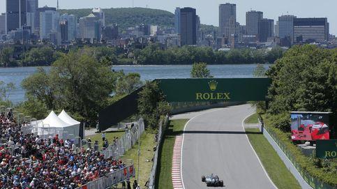 Horarios y televisión del Gran Premio de Canadá de Fórmula 1