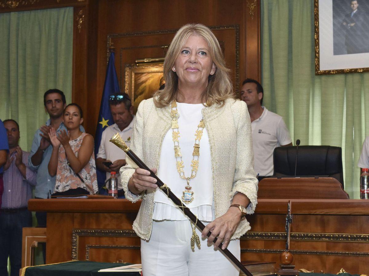Foto: Fotografía de archivo de la alcaldesa de Marbella (Málaga), Ángeles Muñoz (PP). (EFE)