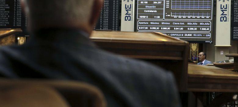 Foto: El Ibex firma la peor semana desde junio para borrar del recuerdo los 10.000 puntos