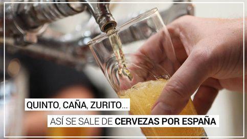 La caña más pequeña se tira en Madrid: guía para salir de cervezas por España
