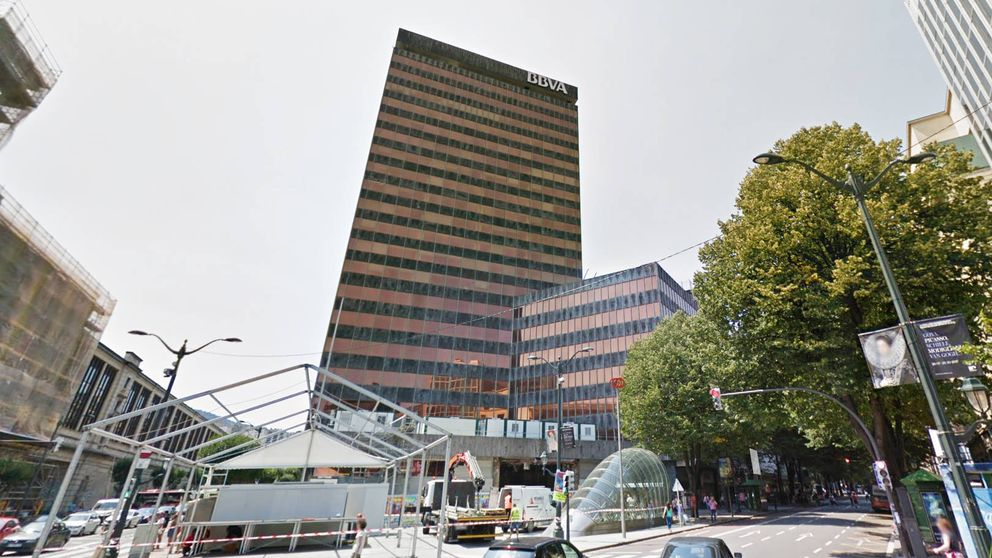 BBVA ultima la venta al fondo Angelo Gordon de su torre de Bilbao