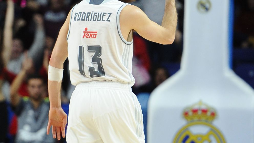 Sergio Rodríguez evita un desastre del Real Madrid en el estreno del Top 16
