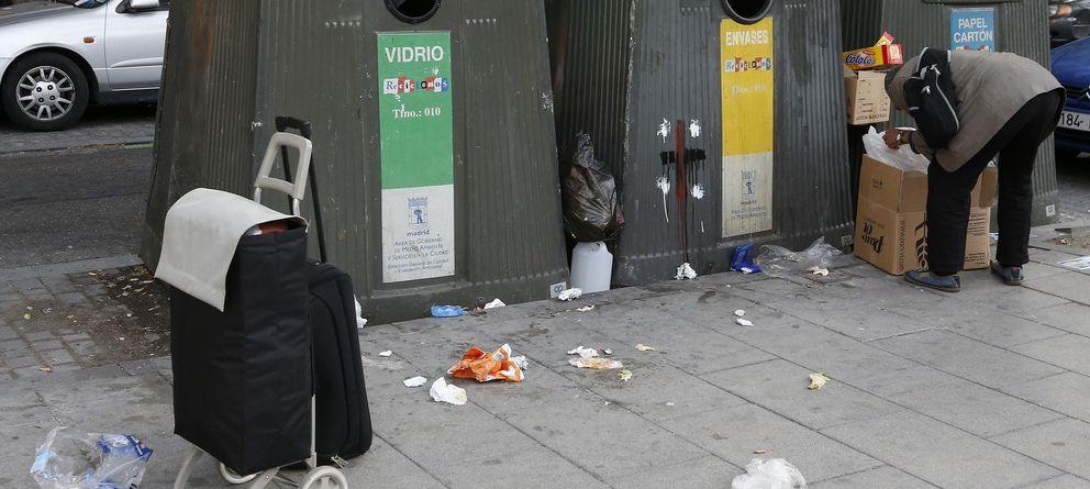 La pobreza severa se duplica alcanzando a tres millones de españoles