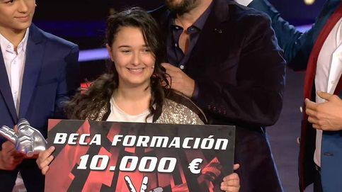 Rocío Aguilar y Antonio Orozco ganan la edición más flamenca de 'La Voz Kids'