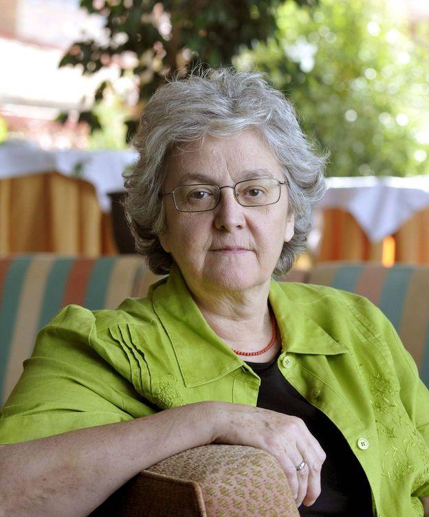 Foto: La periodista Soledad Gallego-Díaz.