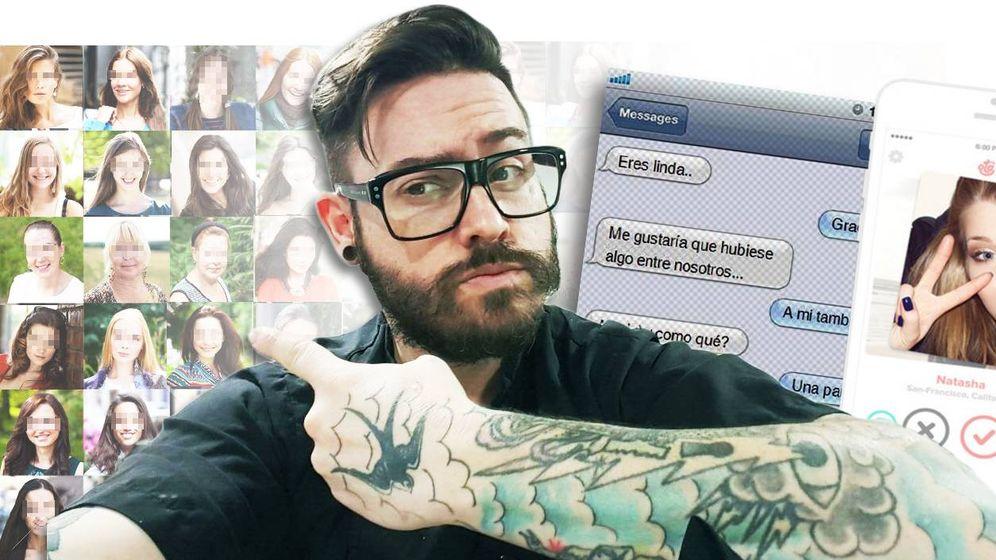 Foto: Rodrigo Nogueira Iglesias, alias 'Roy', el 'estafador de las webs de citas' o el 'don Juan estafador'.