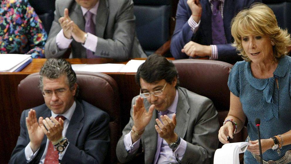 Exdetectives dicen que Granados quiso hundir a Ignacio González