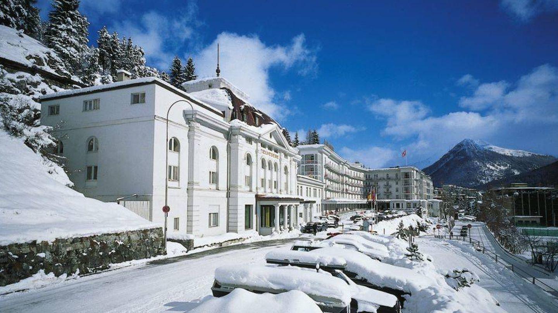 Steigenberger Grandhotel Belvédère. (Cortesía)