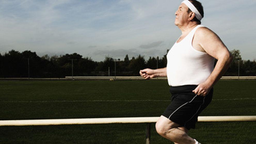 Hay que hacer deporte: la mitad de los trabajadores están gordos