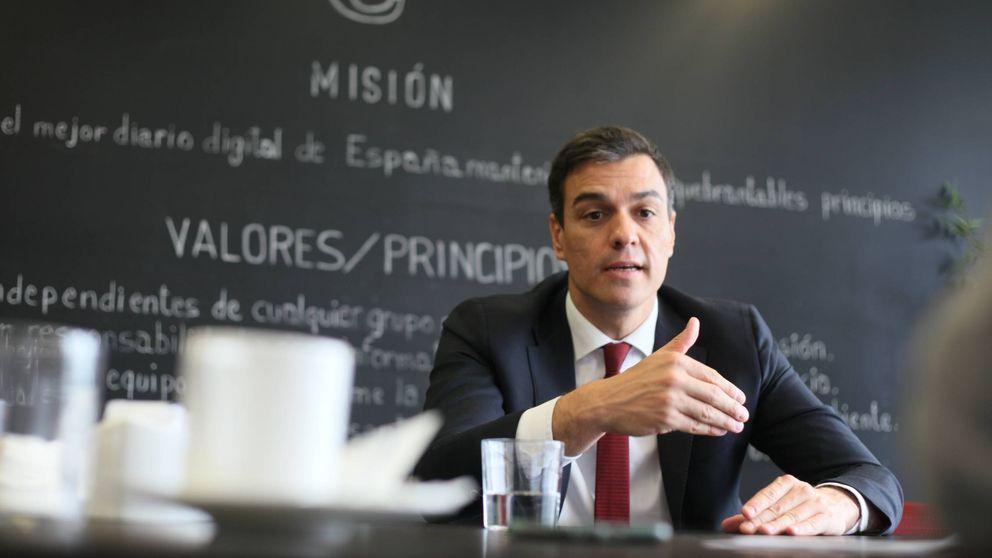 Pedro Sánchez: Lo que nunca haría en una campaña electoral es desnudarme