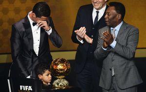 El fútbol hace justicia con Cristiano, su fútbol y su metamorfosis