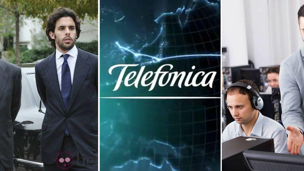 Telefónica contrata a la empresa de los Aznar para analizar los datos personales