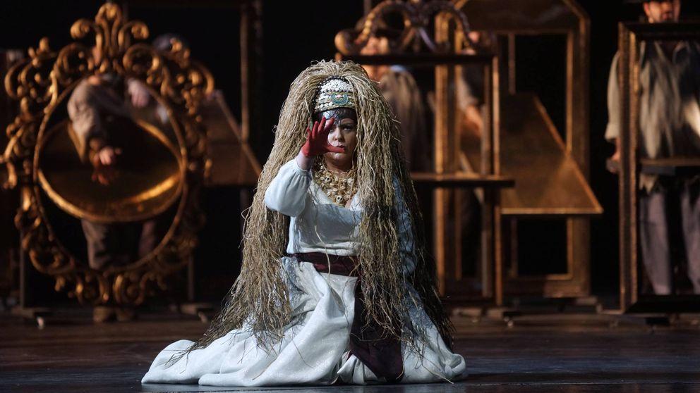 El talismán de Verdi salva la apertura del Teatro Real