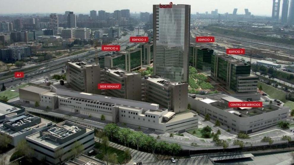 Lone Star vende por 450 millones el complejo de oficinas que ejecutó a Bami