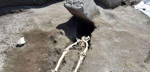 Post de Así murió la última víctima descubierta de la erupción del Vesubio en Pompeya