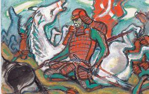 La mirada del samurái: los dibujos de Akira Kurosawa