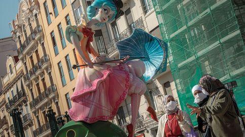 Las Fallas de Valencia se celebrarán a partir de septiembre con incertidumbre sobre los actos