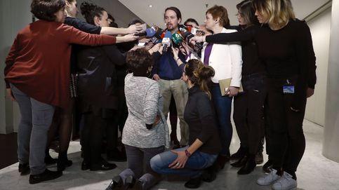 Cuatro casos de ataques en redes sociales a periodistas que cubren Podemos