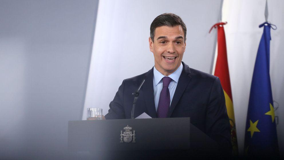 Sánchez felicita un nuevo año lleno de oportunidades para seguir avanzando