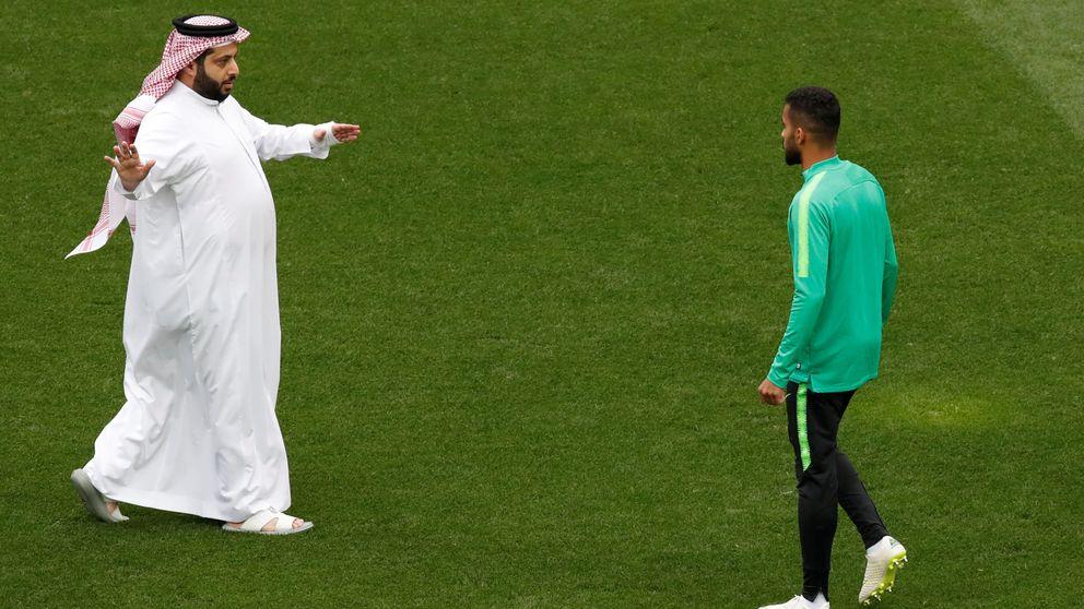La guerra entre La Liga y Arabia Saudí: el jeque se siente estafado por los españoles