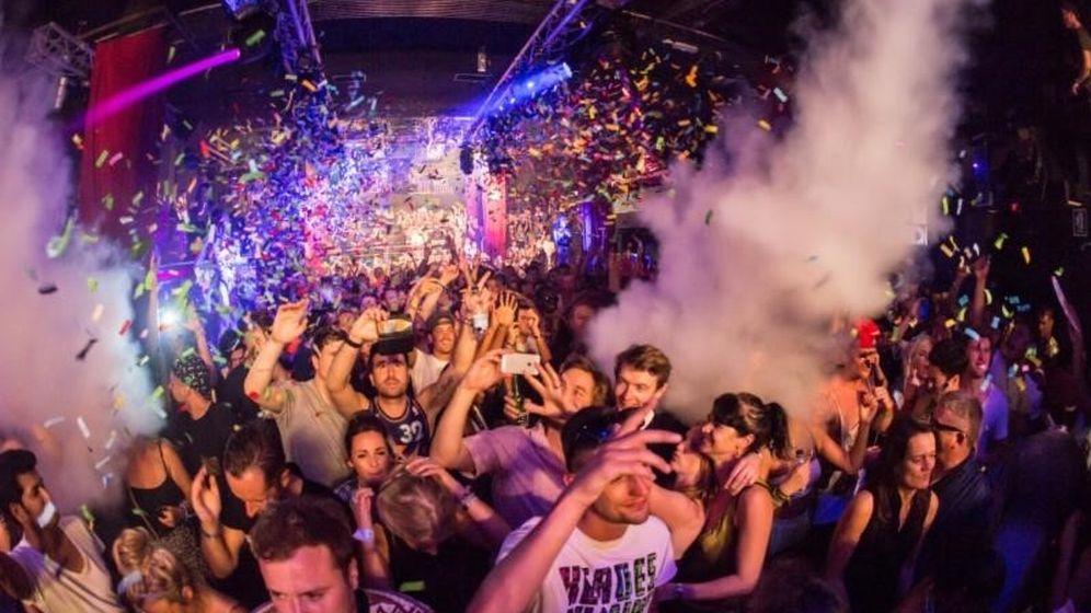 Foto: Imagen del interior de la discoteca Booom Ibiza. (Página web)