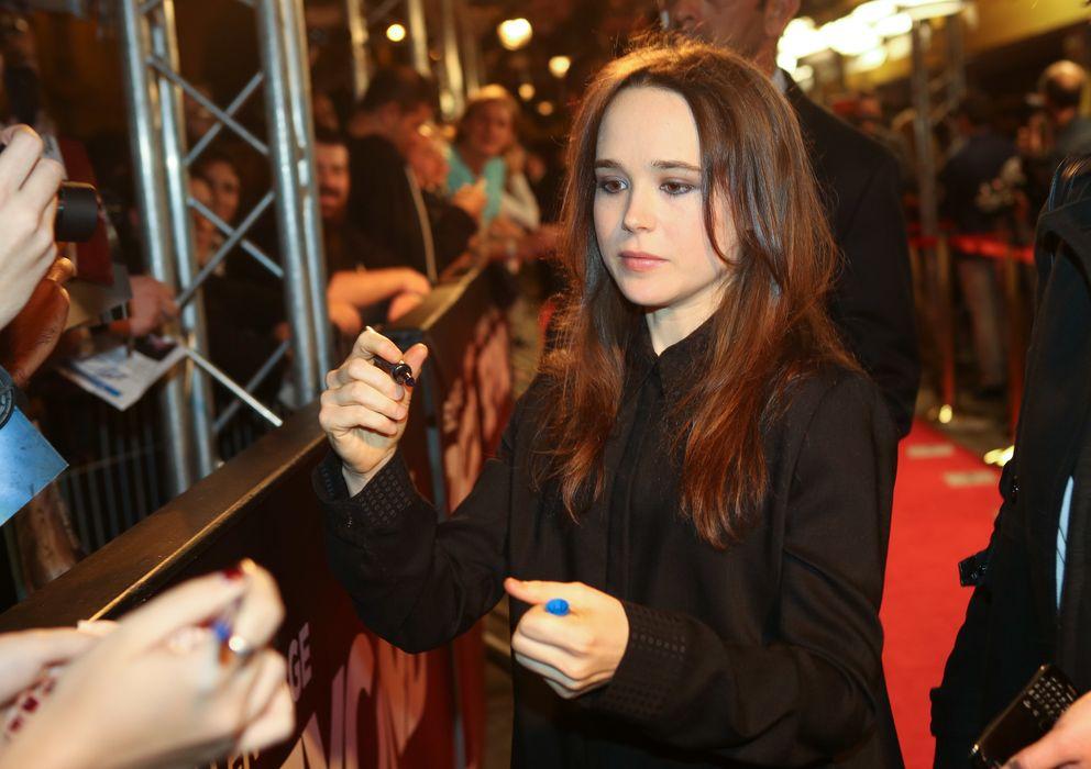 Foto: Ellen Page en una fotografía de archivo (I. C)