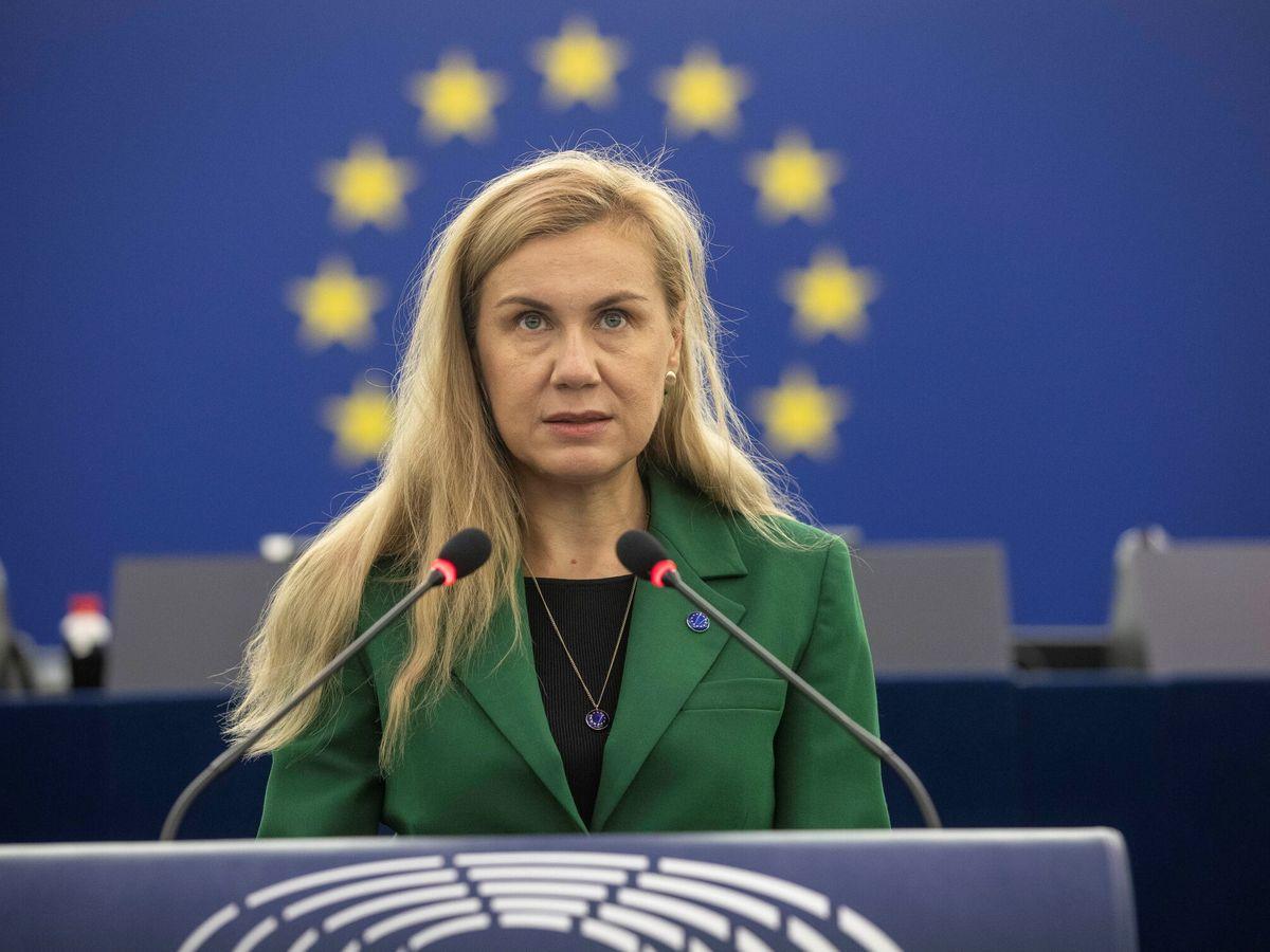 Foto: La comisaria europea de Energía, Kadri Simson. (Reuters)
