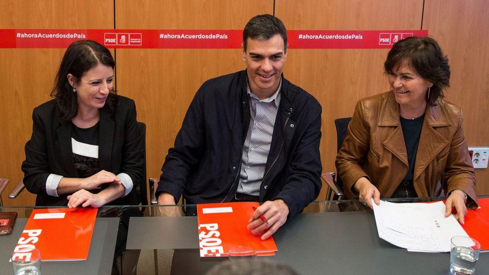 El PSOE ve una broma la investidura telemática de Puigdemont