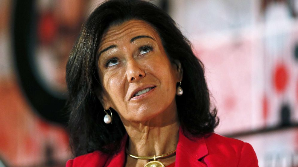 Foto: Ana Botín, presidenta del Santander. (Reuters)