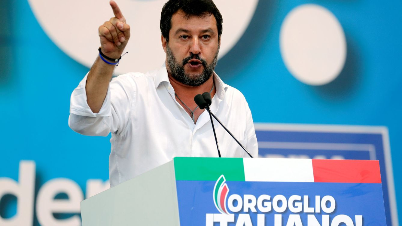 La pasta primero (pero no la Nutella): así es el nacionalismo culinario de Salvini