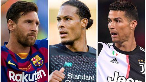 Messi, Cristiano y Van Dijk, nominados a los premios 'The Best': esta es la lista completa