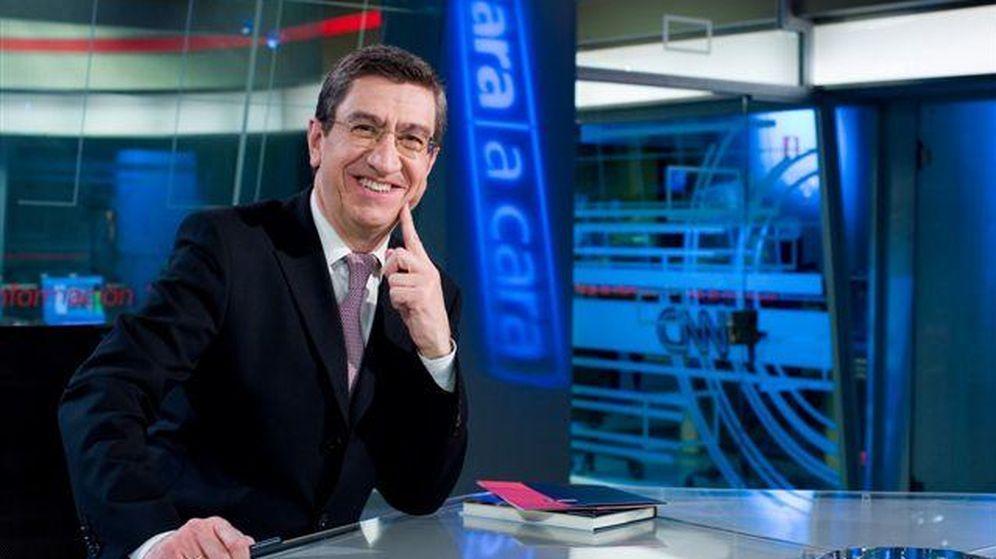 Foto: Antonio San José, exdirector de CNN+ (EFE).